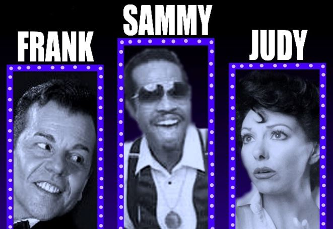 Enjoy a show at the Long Beach Petroleum Club  with Frank, Sammy and Judy