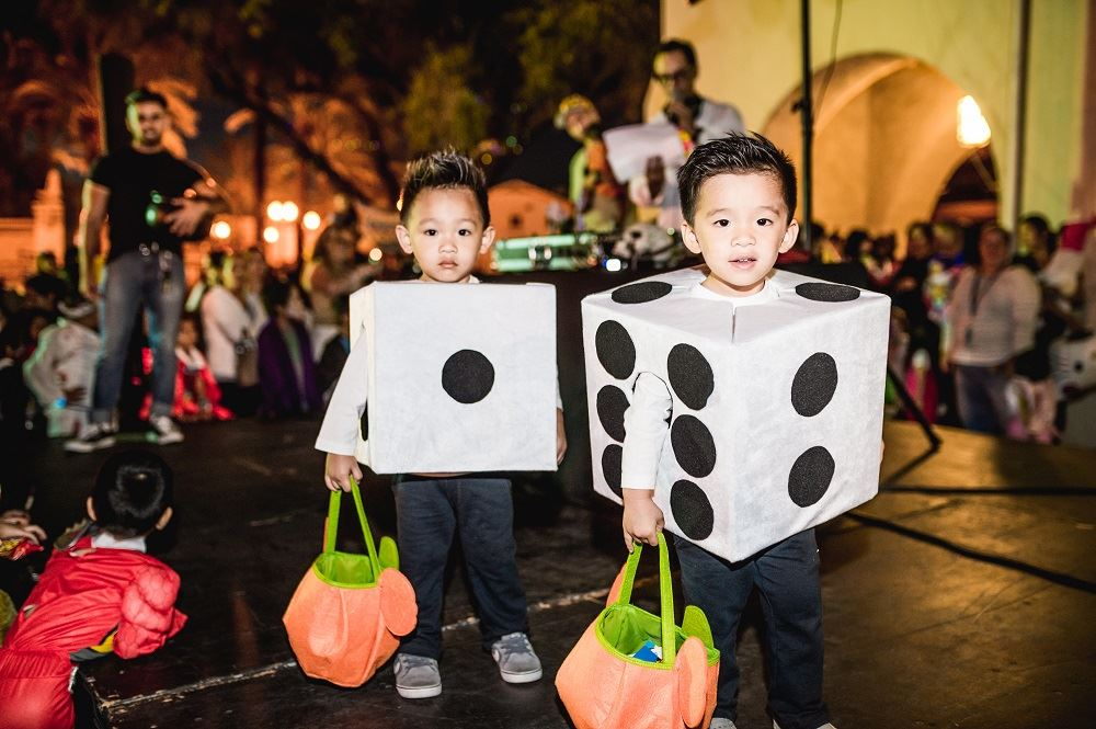 Family fun at the Fall Fun Festival October 26
