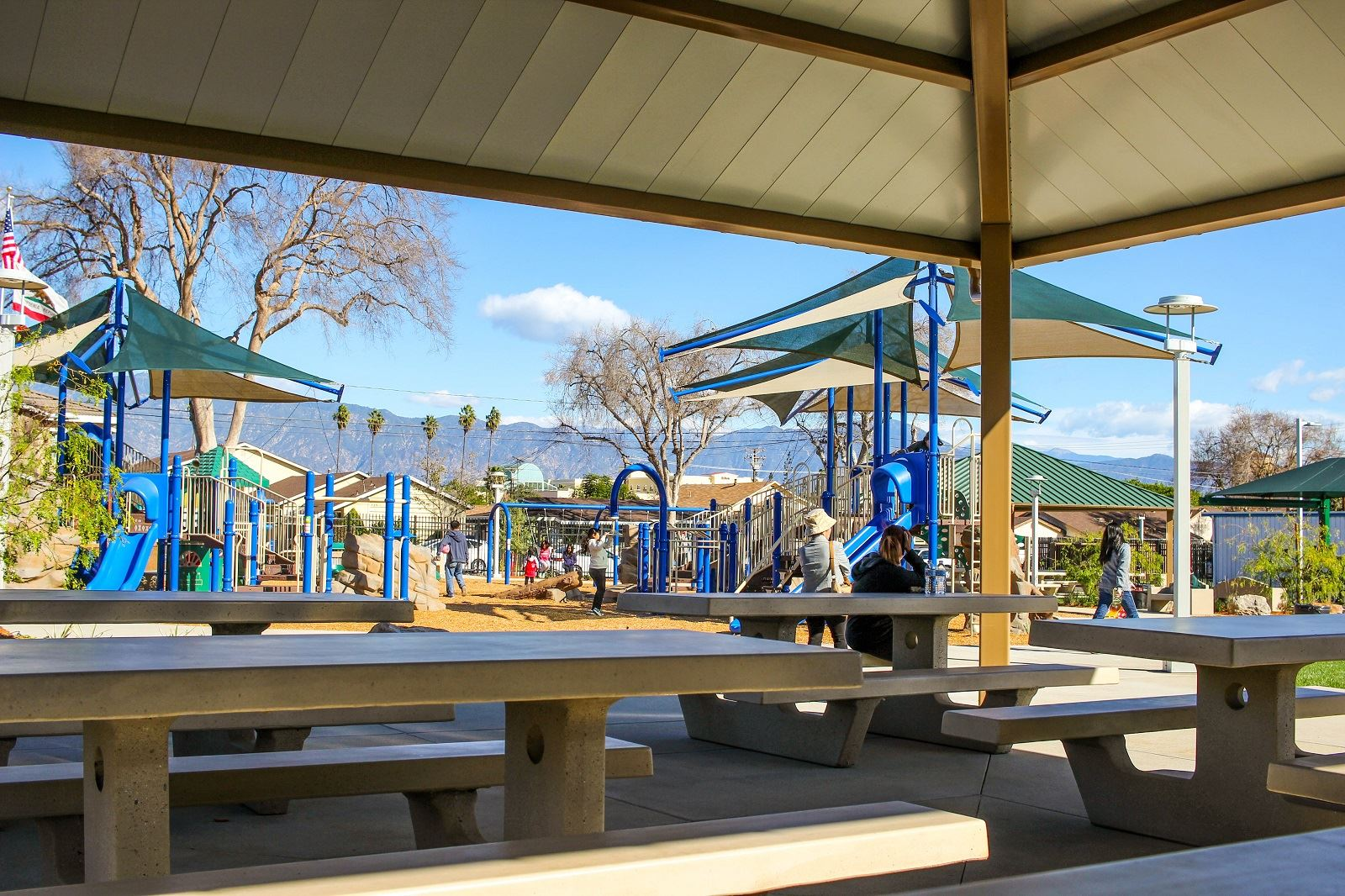 Marshall Park picnic areas now available for reservations