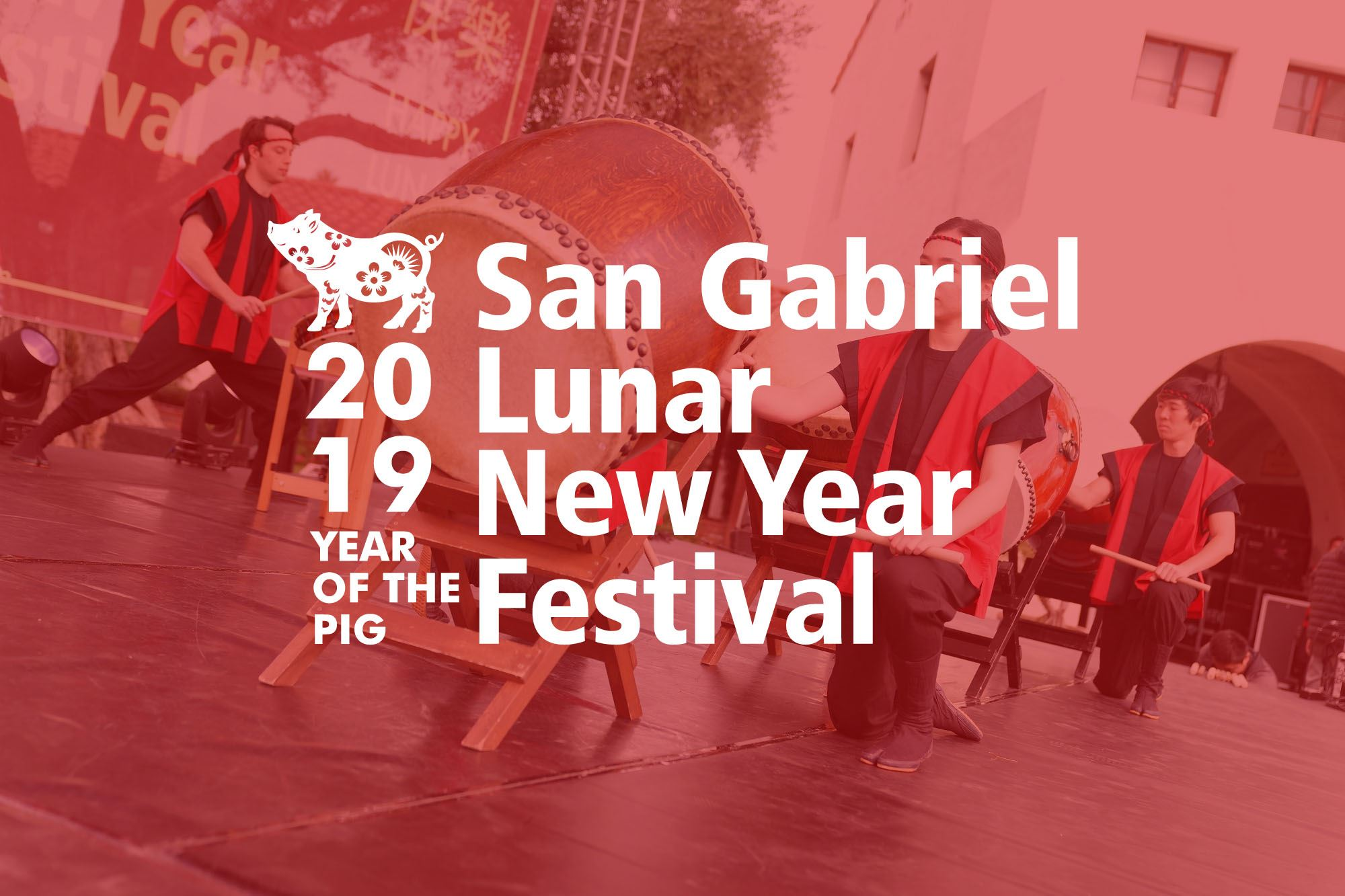 Here's your guide for the 2019 San Gabriel Lunar New Year Festival