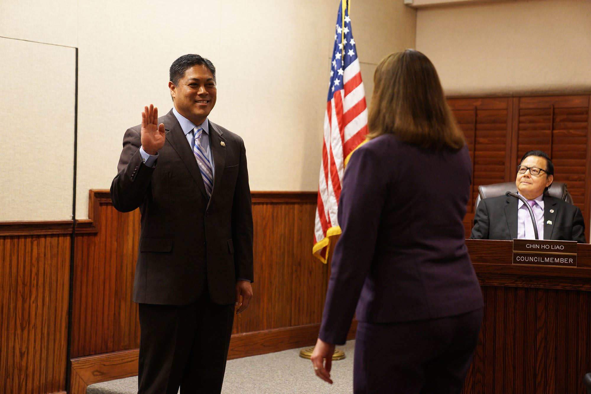 Jason Pu appointed Mayor of San Gabriel