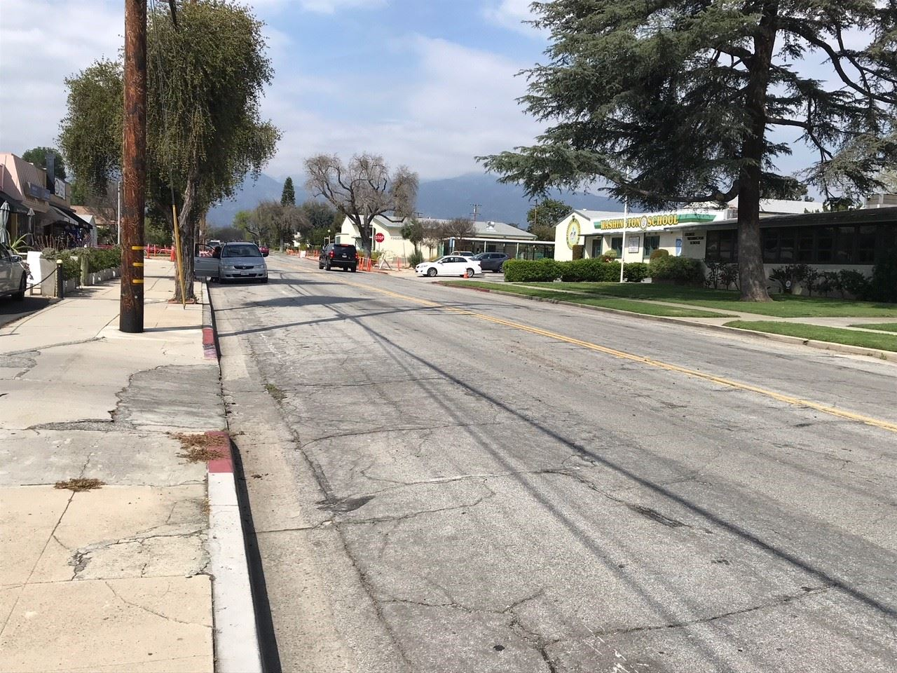 Public Works to begin pavement work on San Marino Avenue