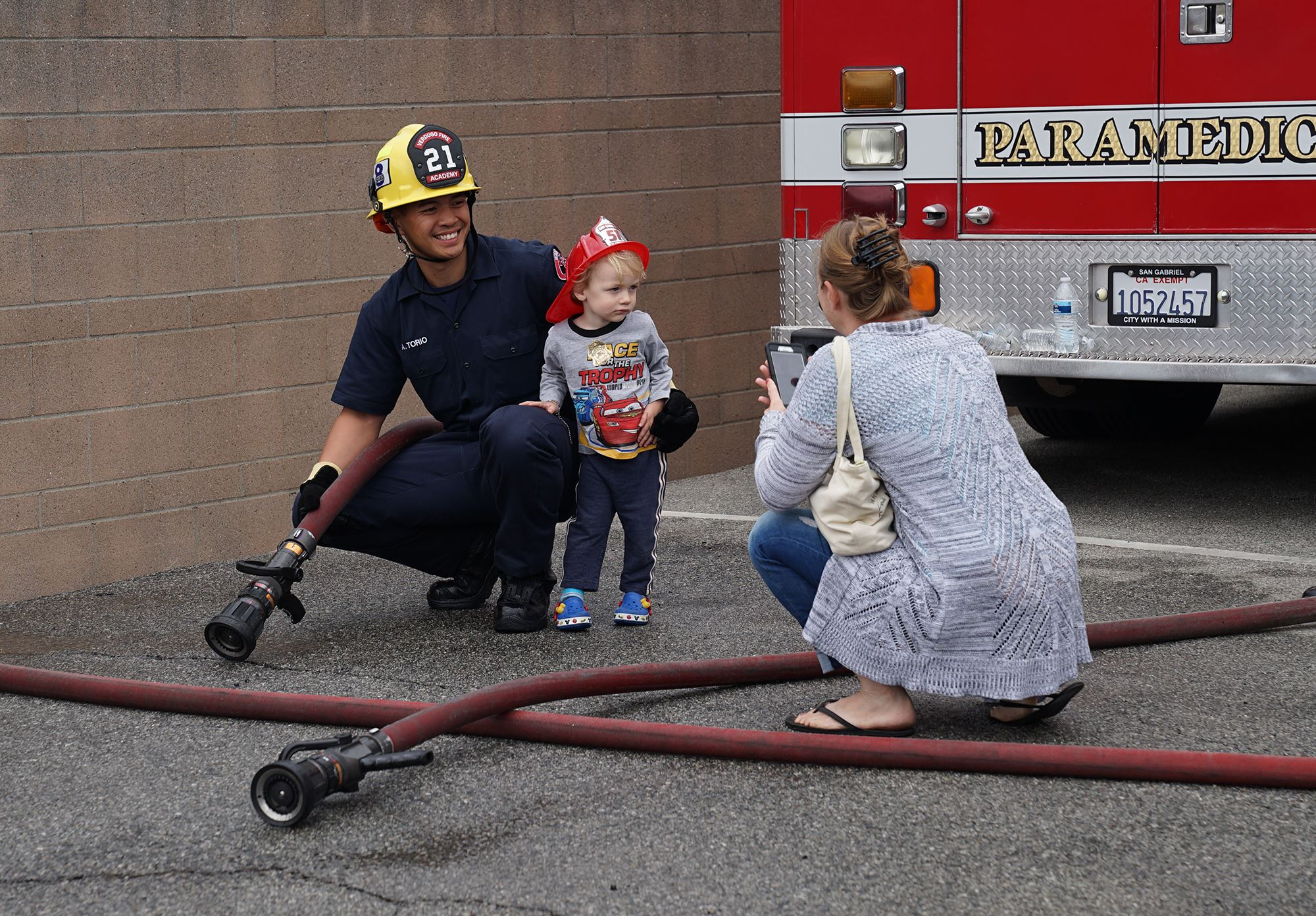 Celebrate Fire Service Day on May 11