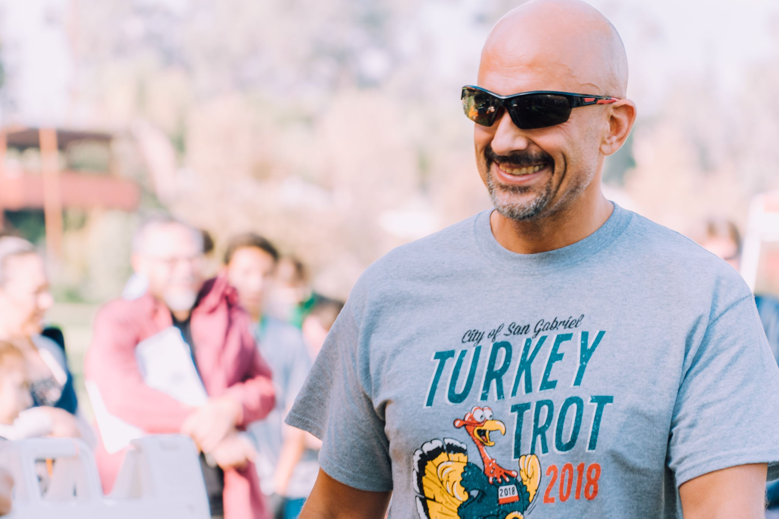 Pre-Register for the 44th Annual Turkey Trot