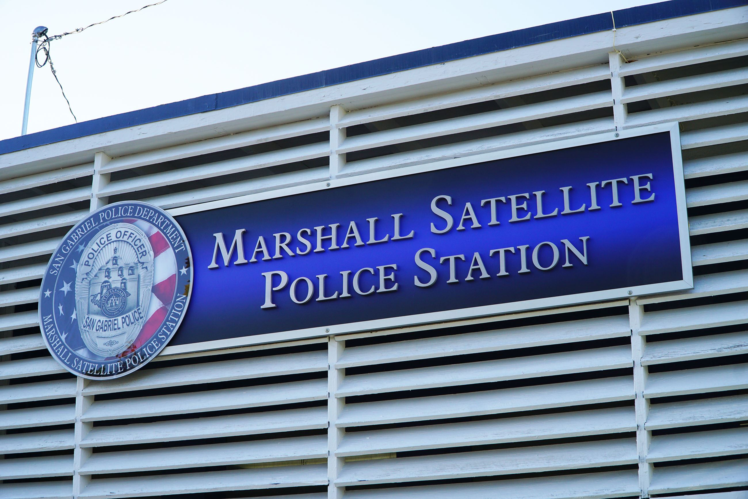 Marshall Police Satellite Station