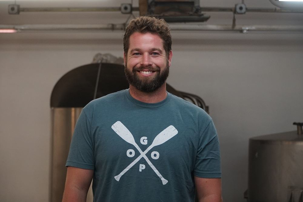 Ryan Edell of Ogopogo Brewing
