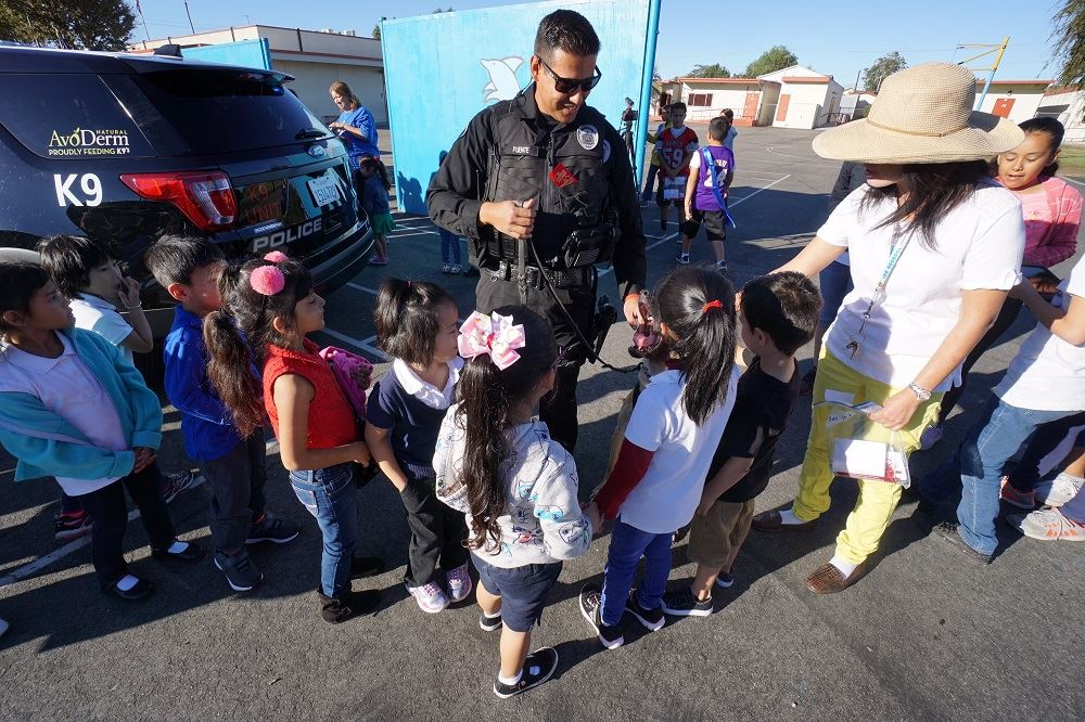 Say no to drugs: SGPD participates in Red Ribbon Week