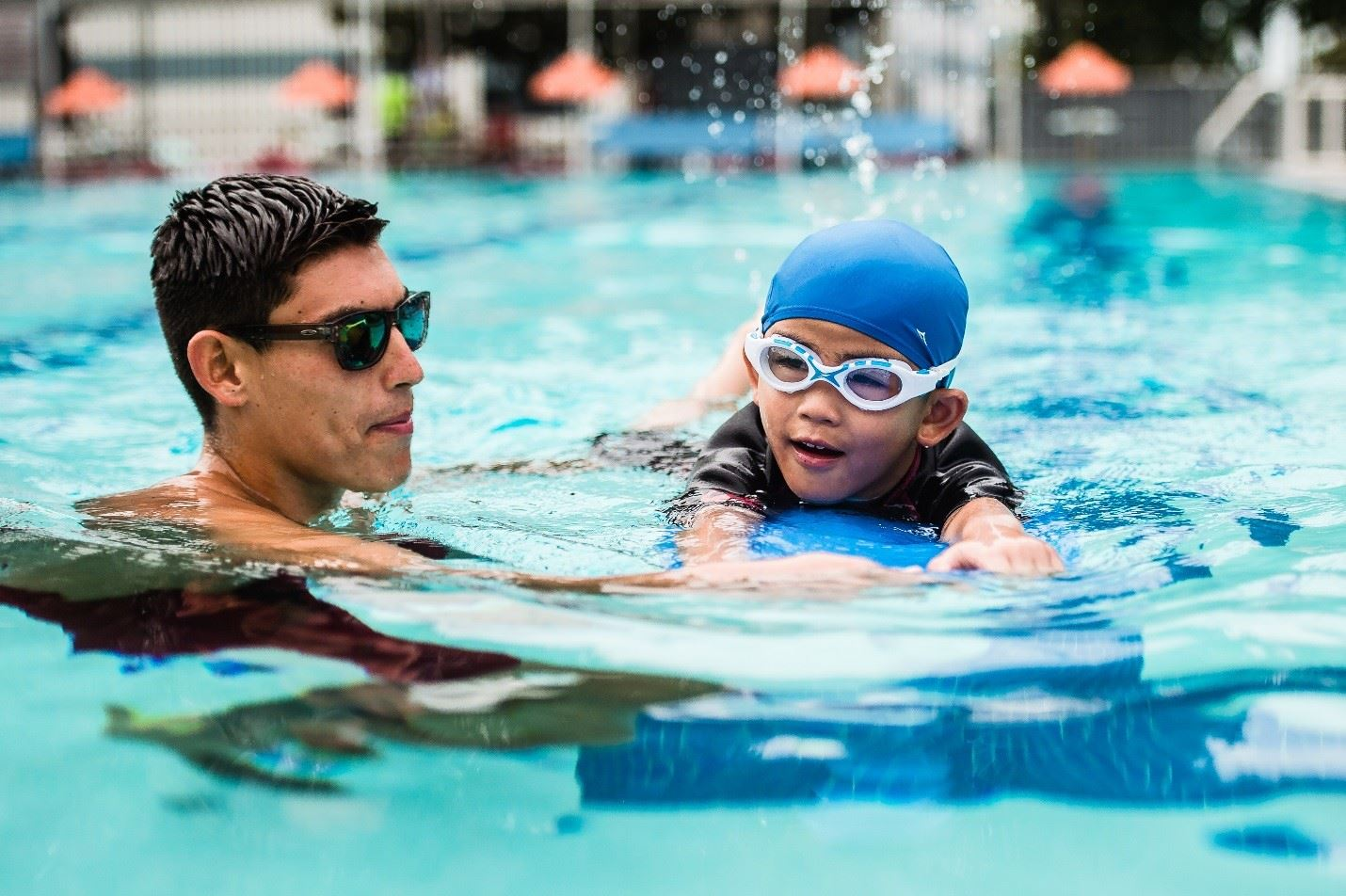 Take a final summer swim at Smith Park Pool this week